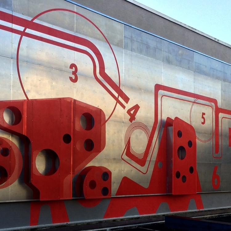 Ferrari Væggen