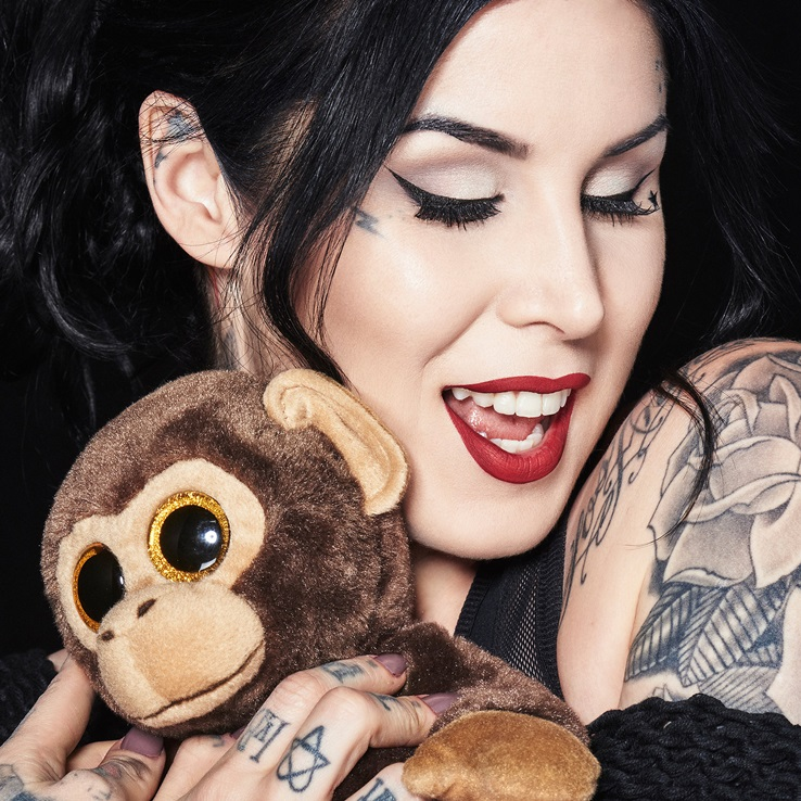 Kat Von D Beauty: Vegan Alert Makeup