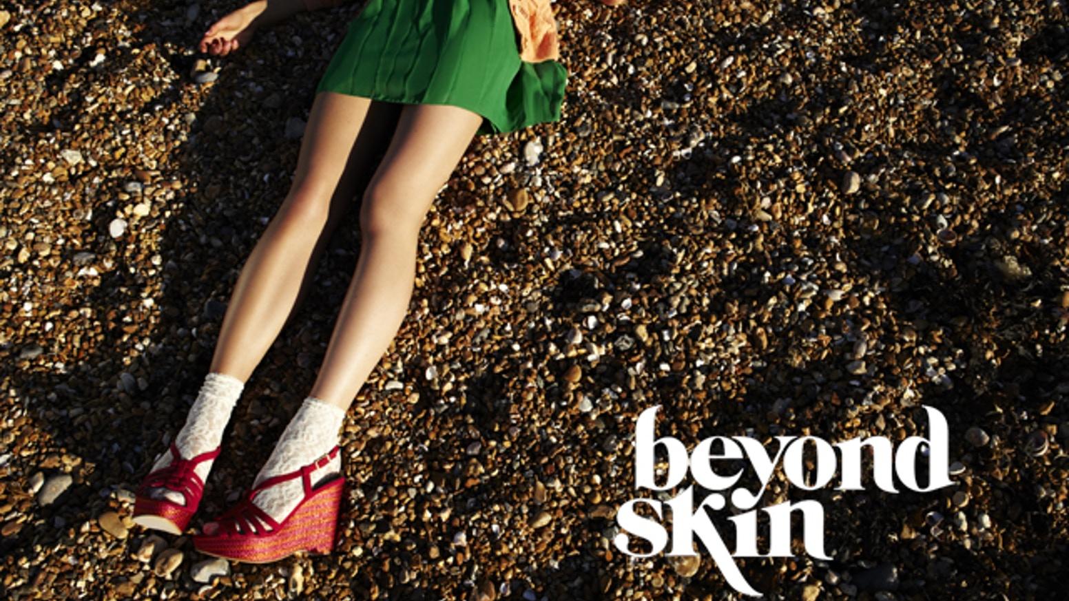 "Vegan Fashion Brand: Natalie Dean's ""Beyond Skin"""