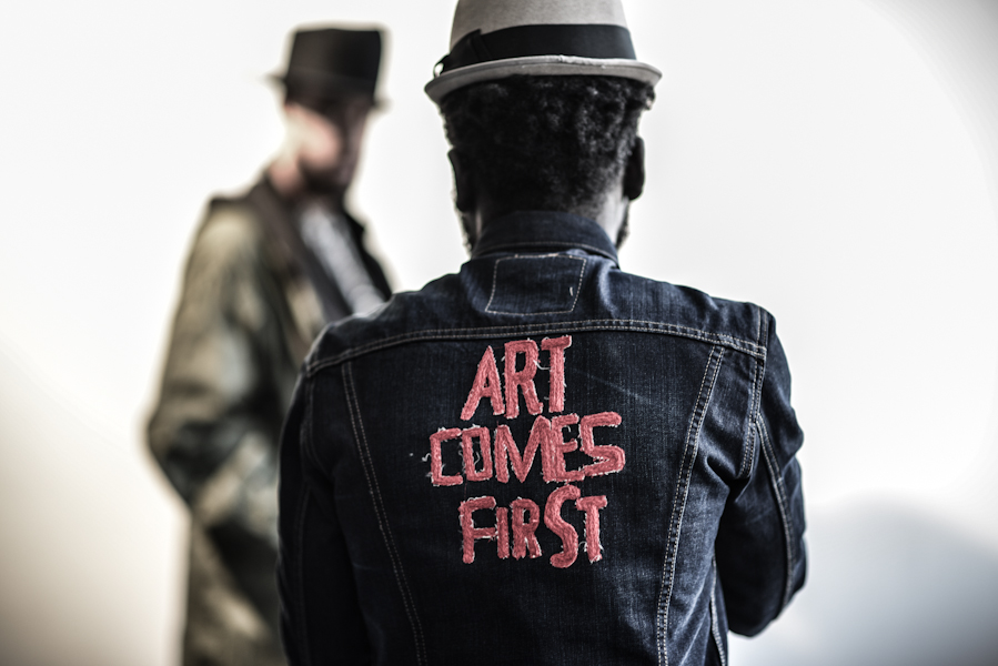Interview with Punk Fashion Icon Sam Lambert, Creator of Art Comes First