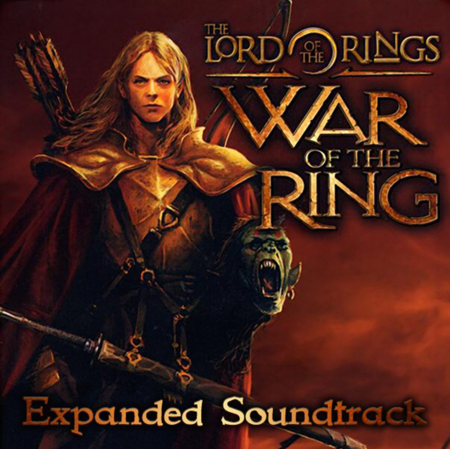 Brigid Boden - War of the Ring Soundtrack