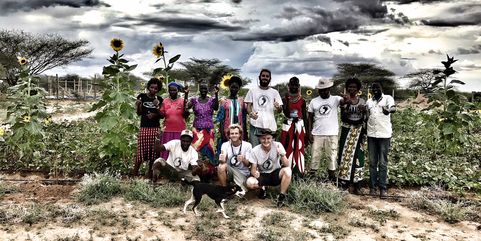 The Barefoot Soulutions Turkana Team | Turkana East
