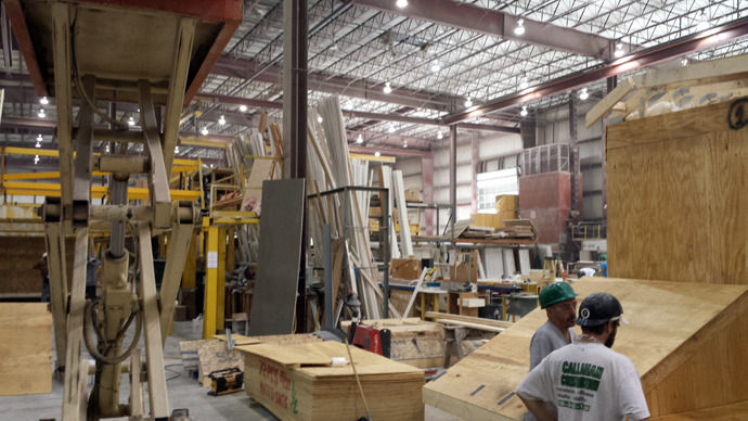 prefab factory