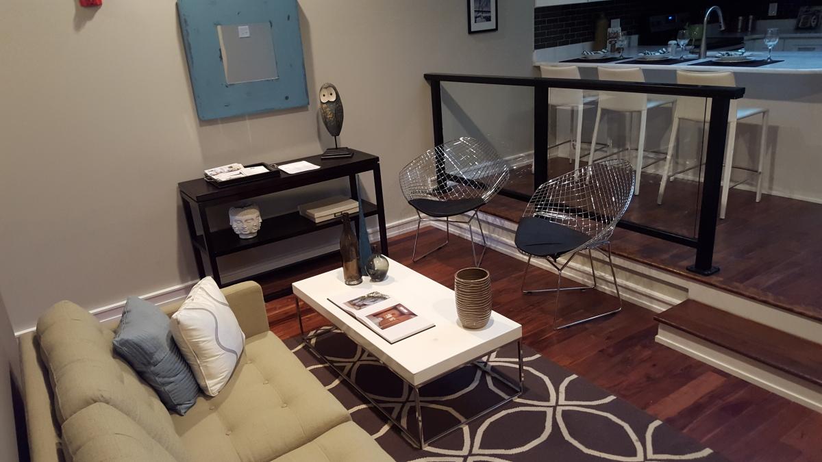1321-27 N 7th Street - Living Area