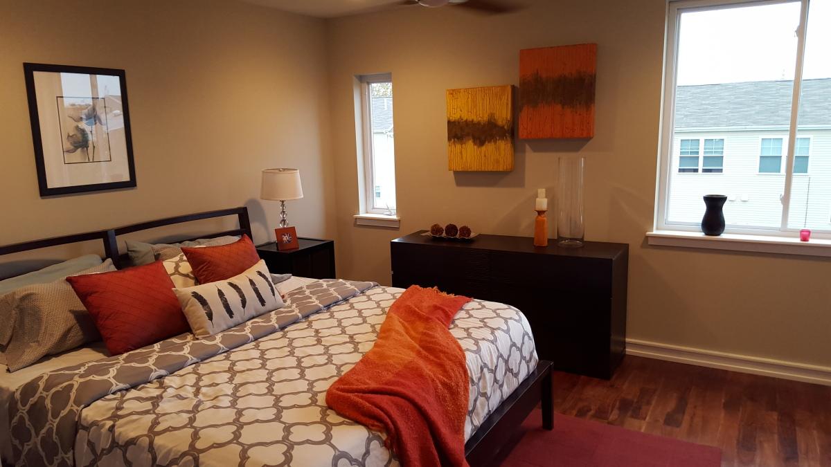 1321-27 N 7th Street - Front Bedroom