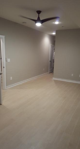 1321-27 N 7th Street - Basement Bedroom