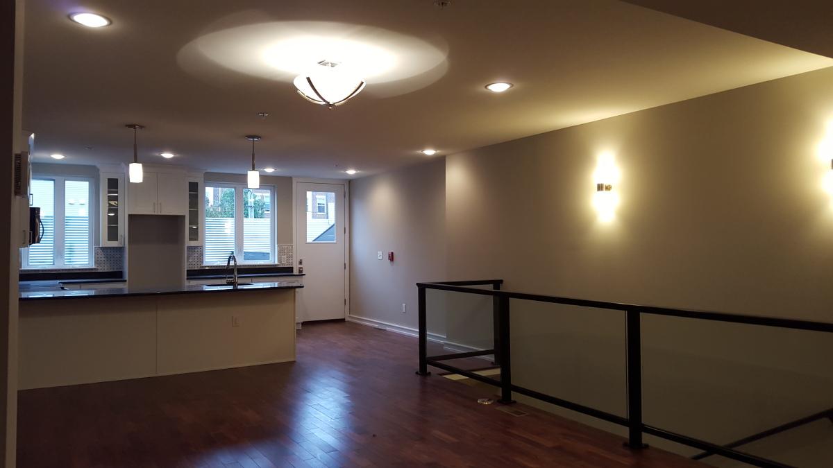1321-27 N 7th Street - Living Room