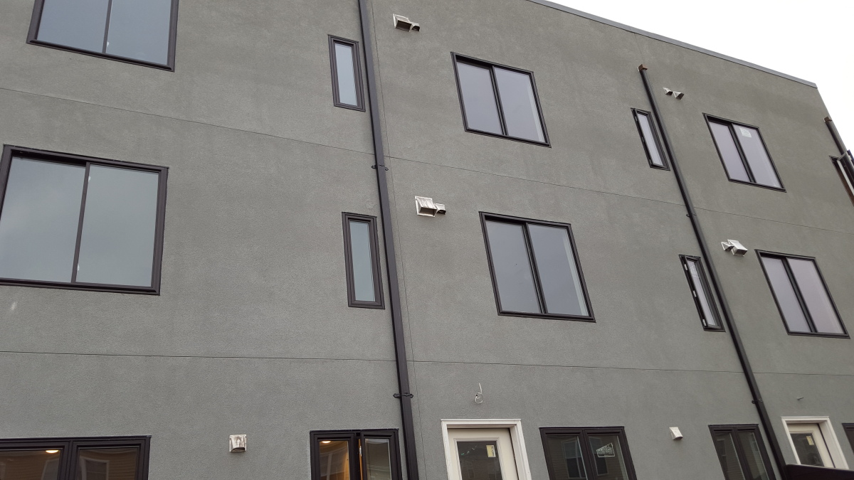 1321-27 N 7th Street - Rear Elevation