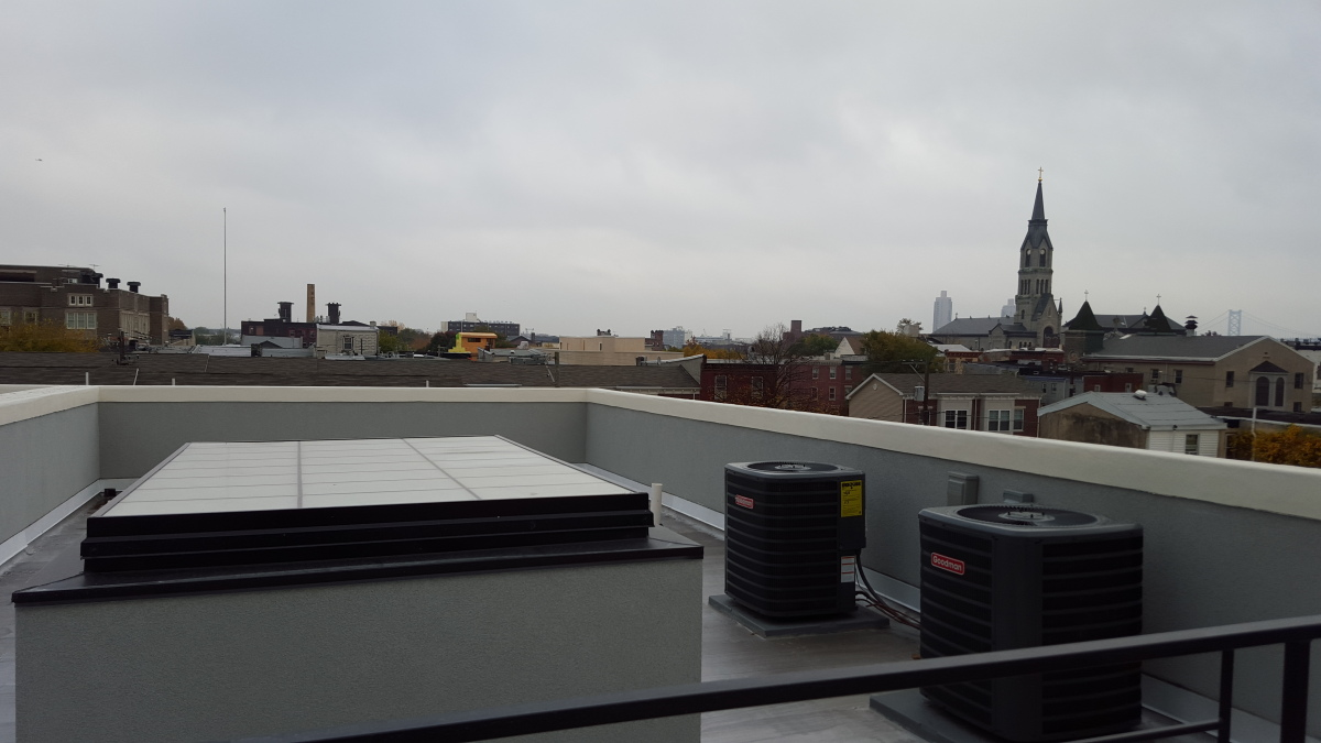 1321-27 N 7th Street - Roof Deck