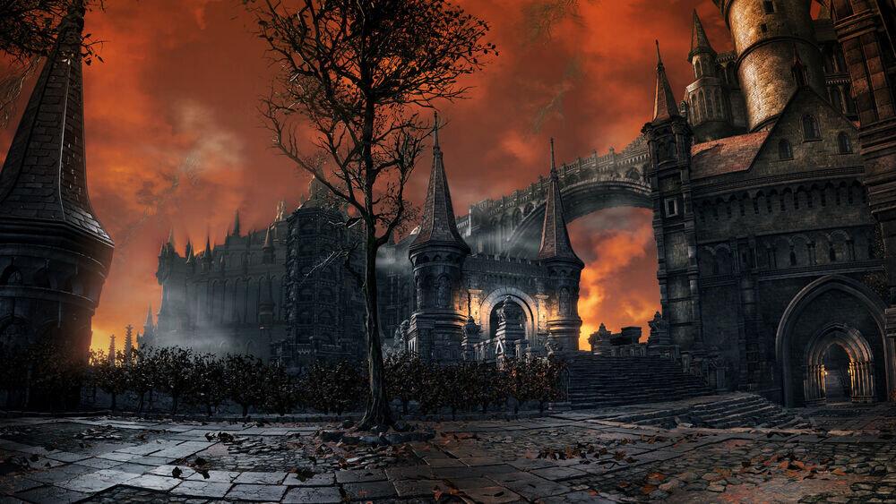 Lothric Castle –  Dark Souls 3,  2016, FromSoftware