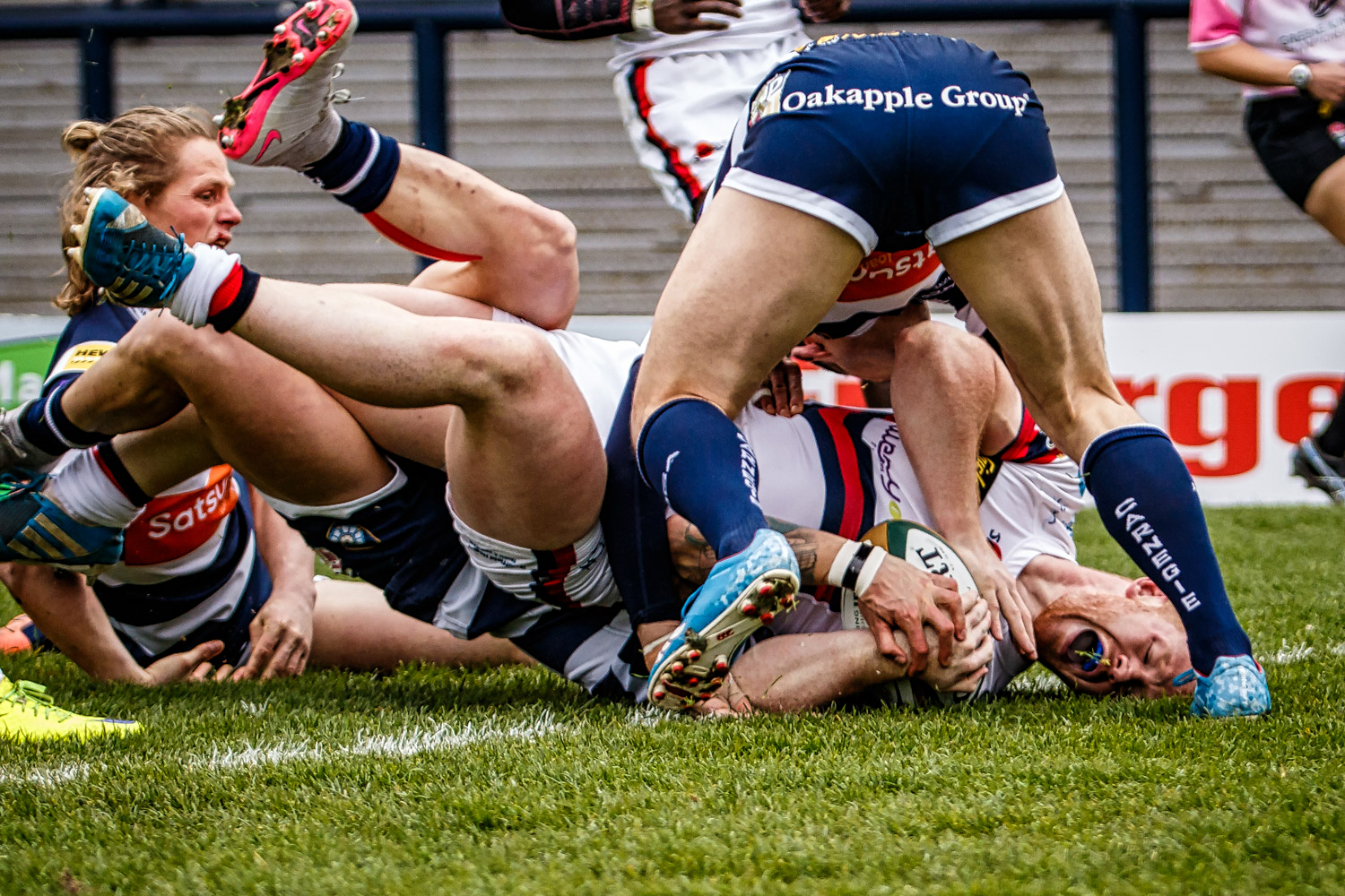 Will Hurrell - Try!