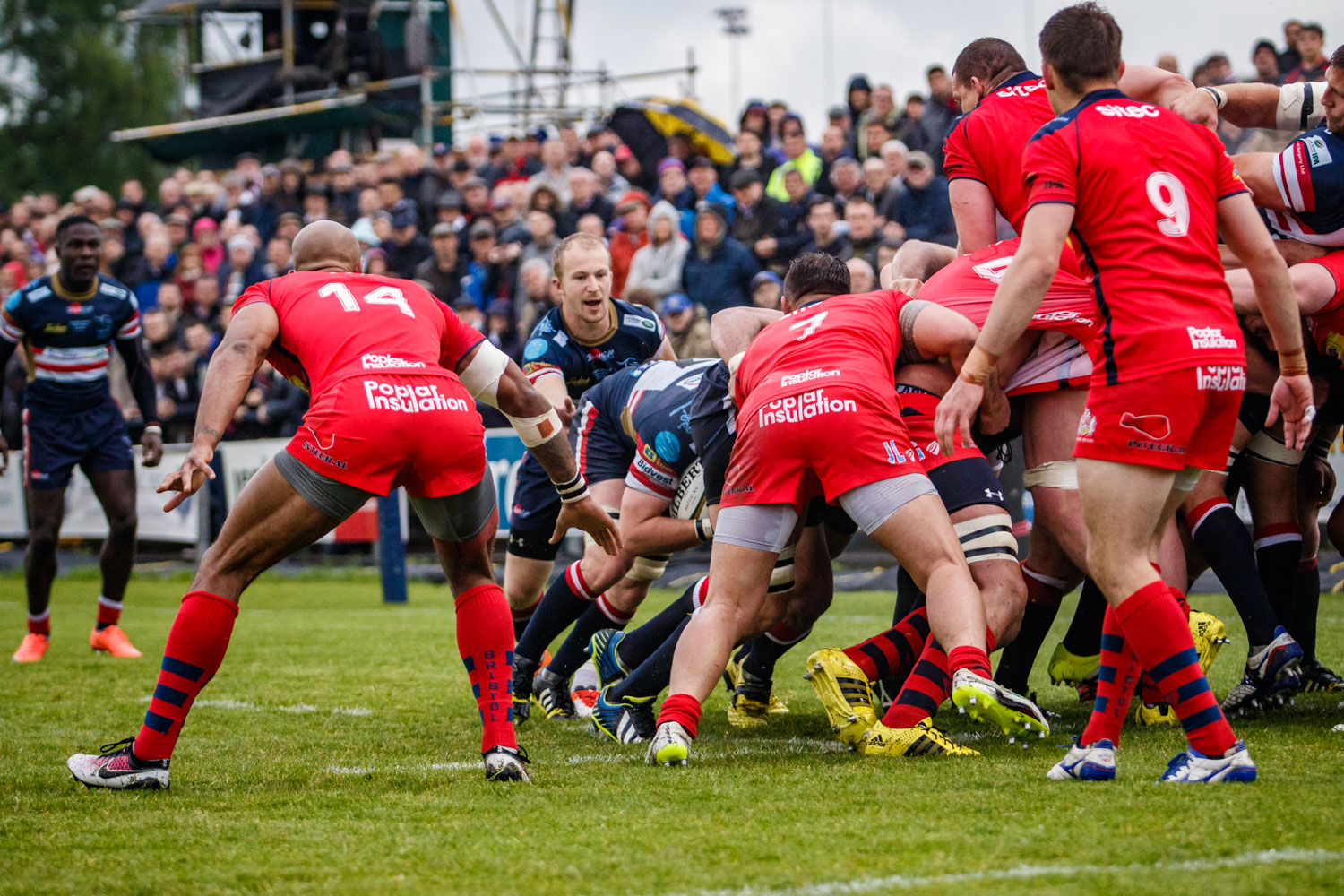 Birth Of A Try: Edging Forward