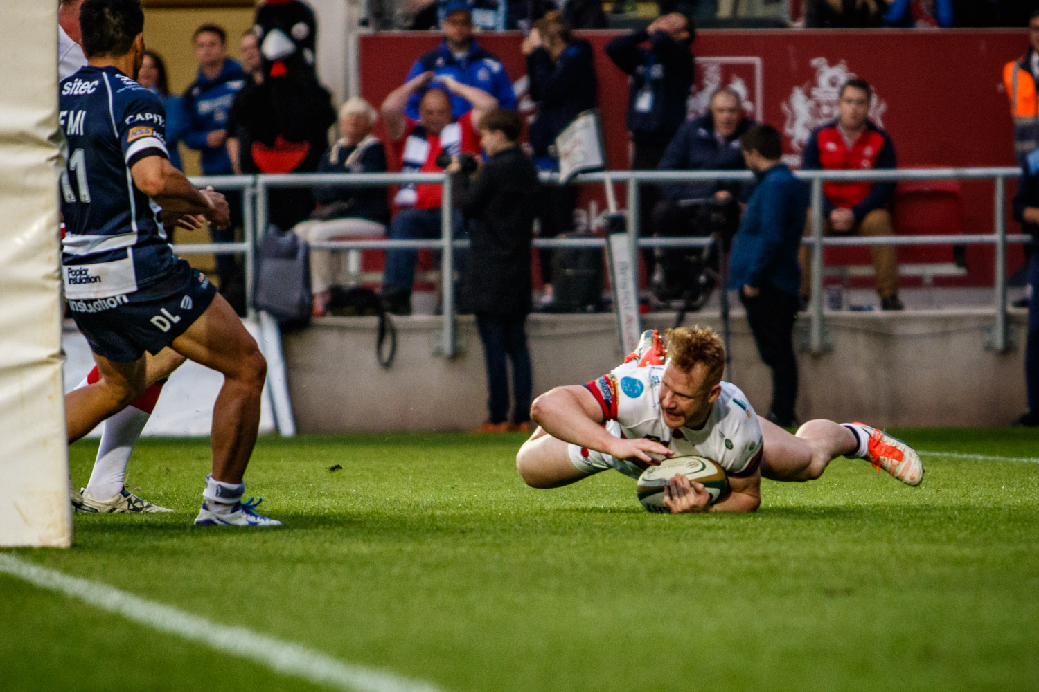 Will Hurrell - Fourth Try in Four Games