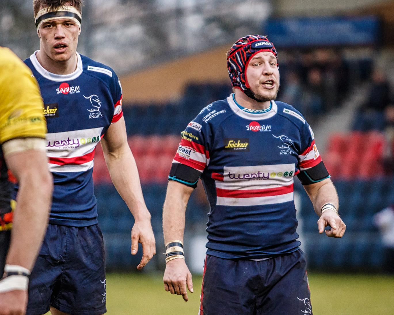 Michael Hills: The Captain Returns