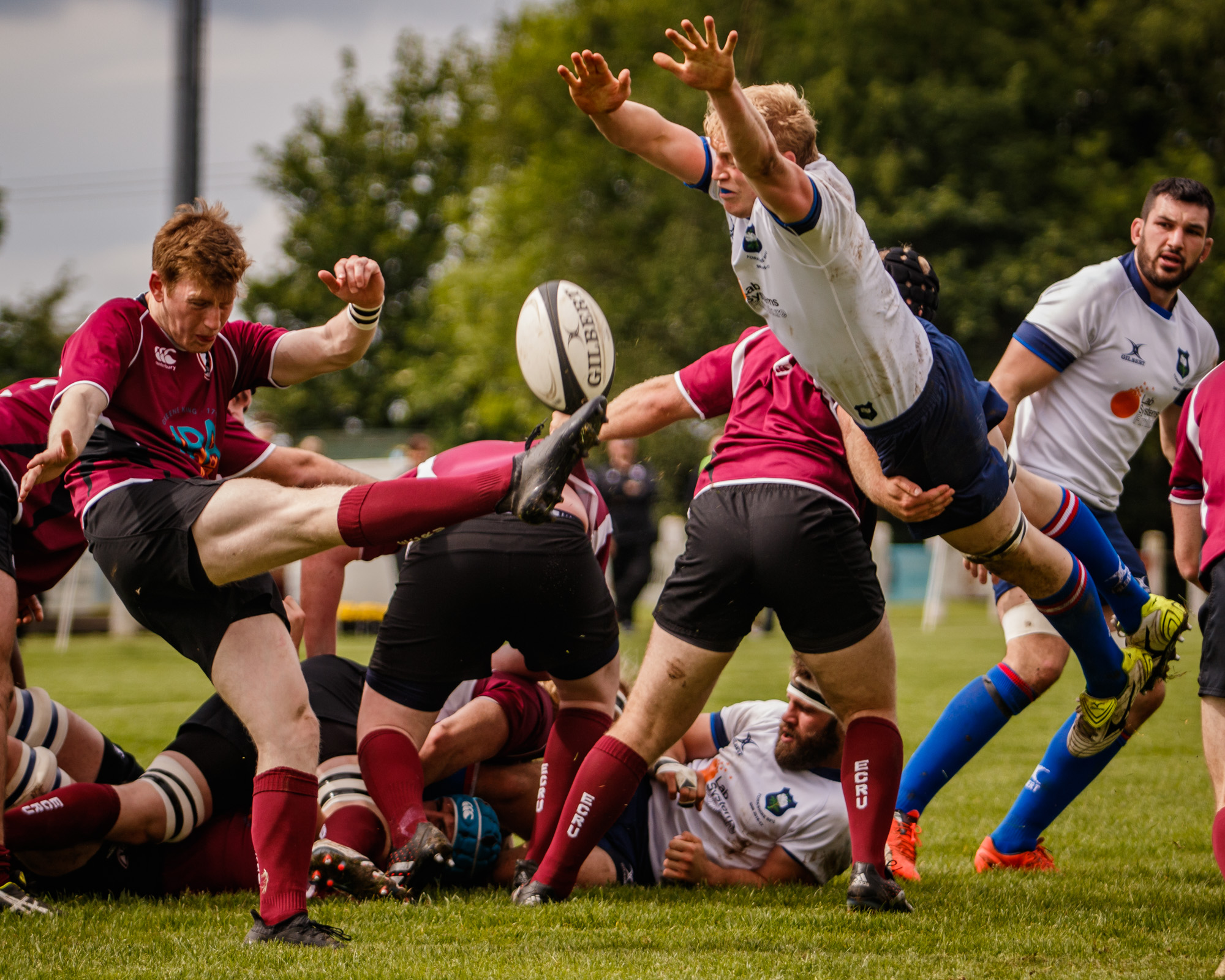 Yorkshire Charge Down
