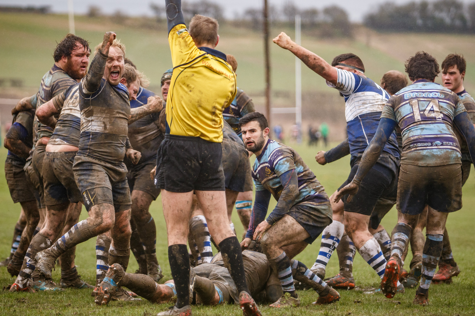 Try Direct From The Scrum