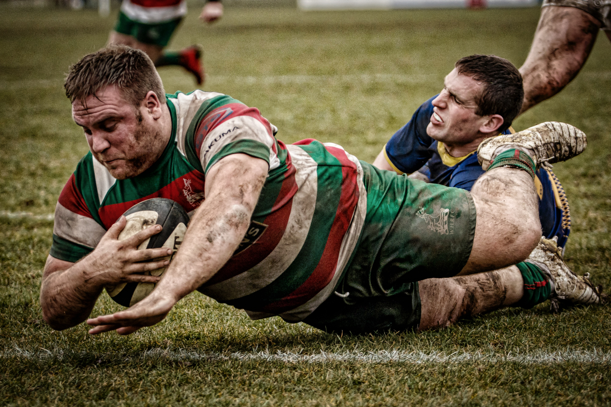 West Hartlepool did get over the line but in the end it wasn't enough
