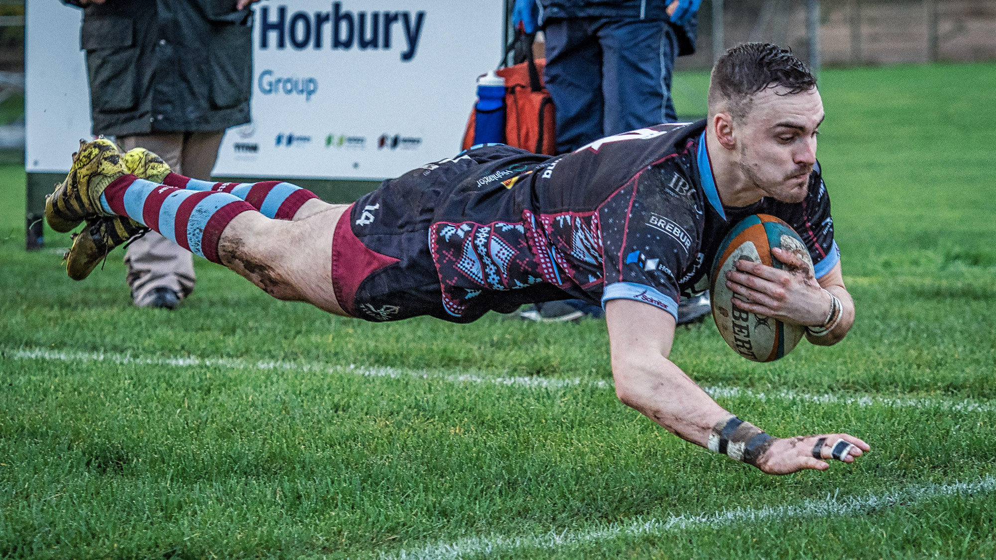 First try for Dan Leake