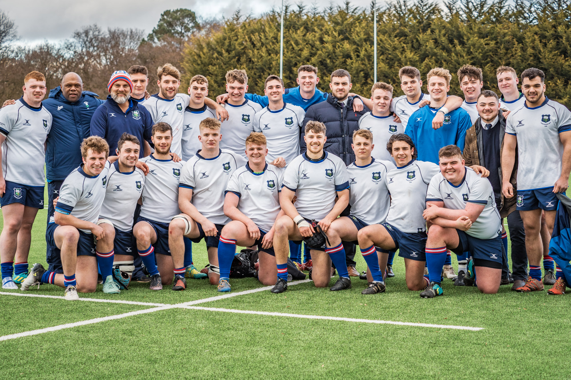 Yorkshire Under 20s: National champions once more