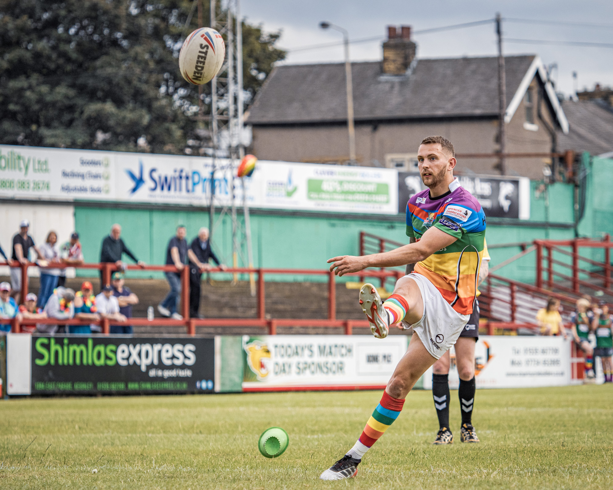 Benn Hardcastle - tries and points with the boot