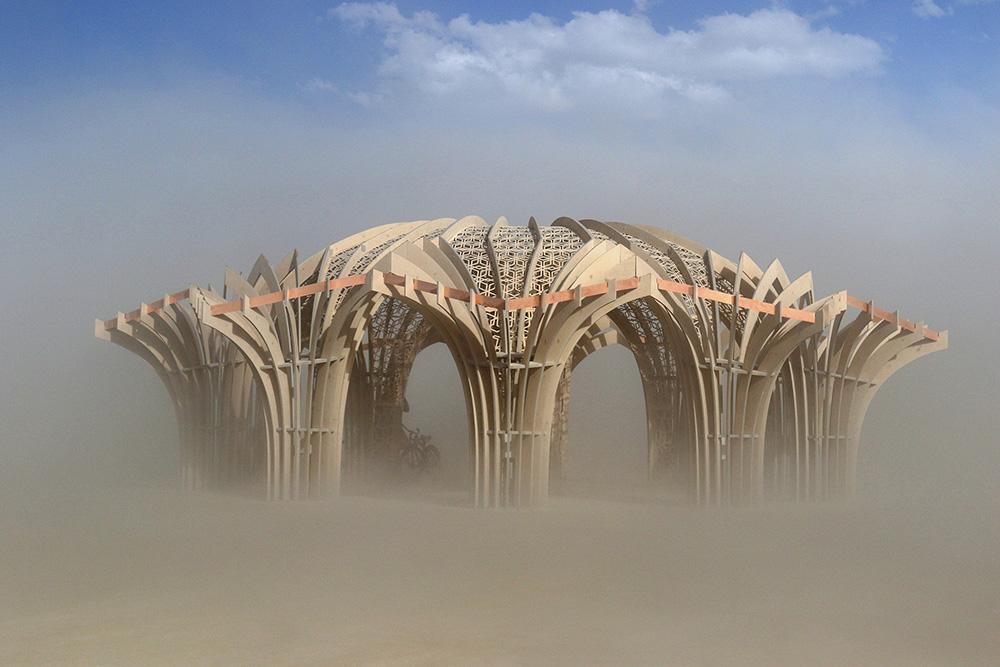 Hylemo Burning Man Josh Haywood 2016 Arbour 01