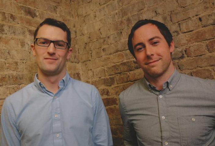Founders Chris Murphy & Simon Kiersey