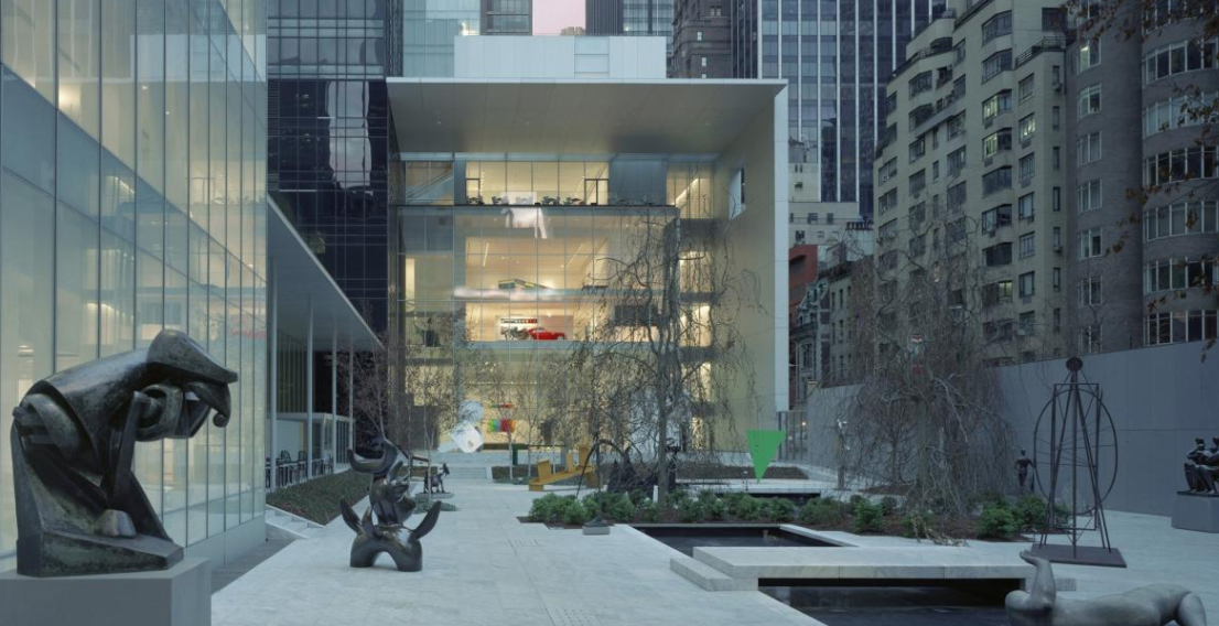 Museum of Modern Art in NYC