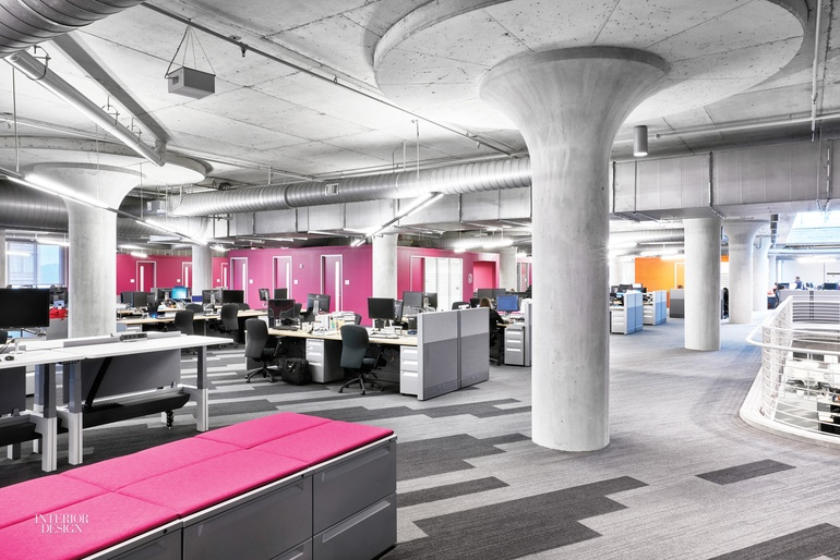 Gensler Turns Old Parking Lot Into a Mixed-Use Development in Cincinnati