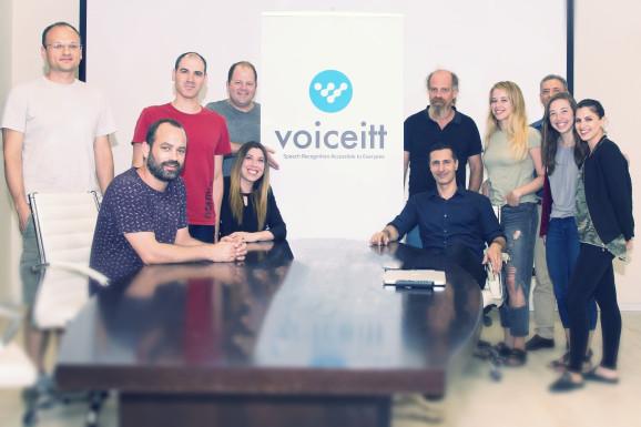 The Voiceitt Team