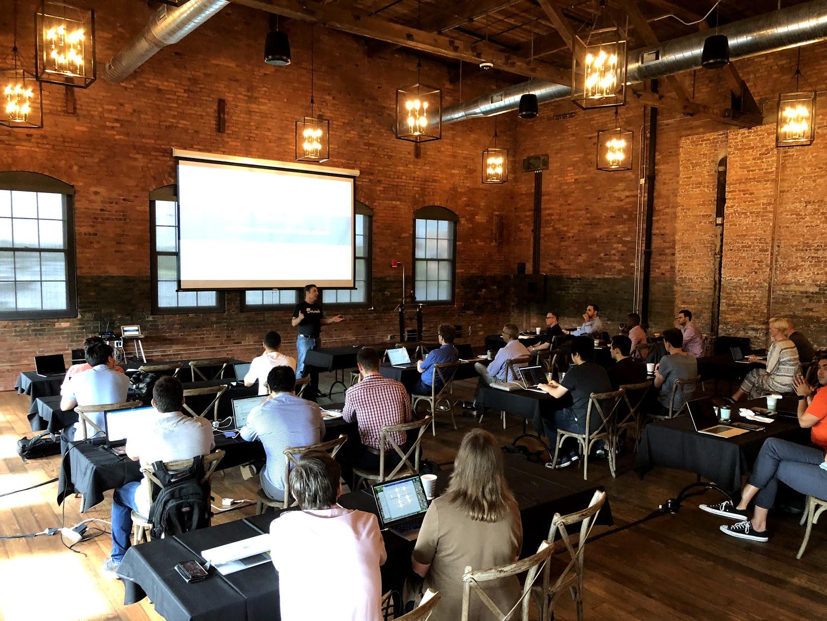 Dreamit Startups at Kickoff Week on September 3