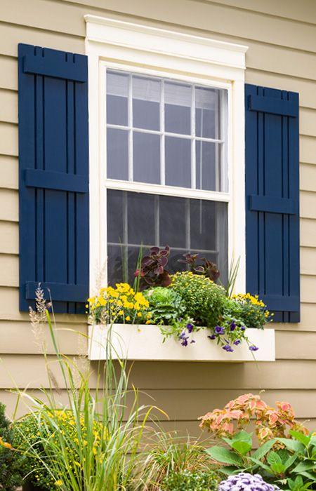 Lowe's Window Shutters