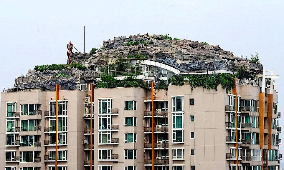 Professor Zhang Lin mountain apartment