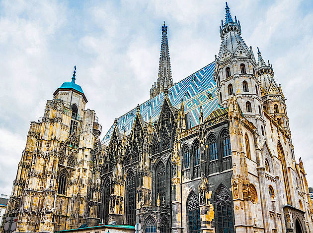 Roofing Wednesdays St Stephen S Cathedral Vienna