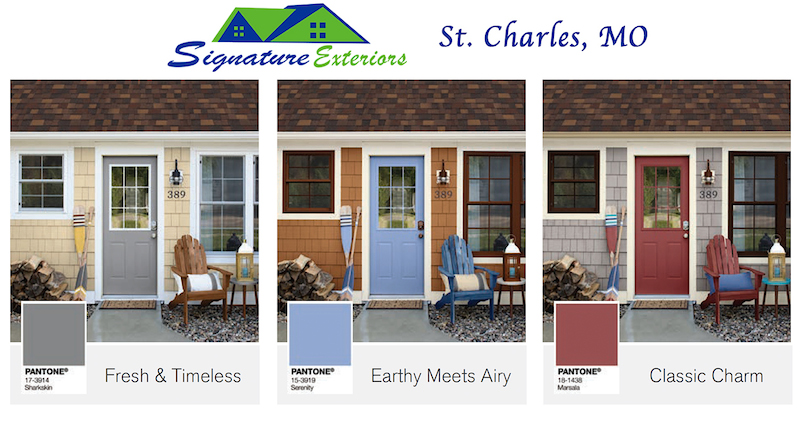 Create a Unique Home with Owens Corning Shingles and Pantone Fashion Colors