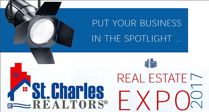 St. Charles Realtors Real Estate Expo.png
