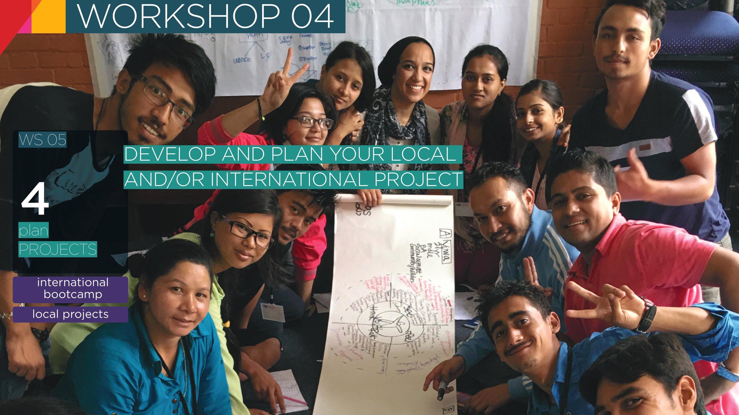 Workshop 04