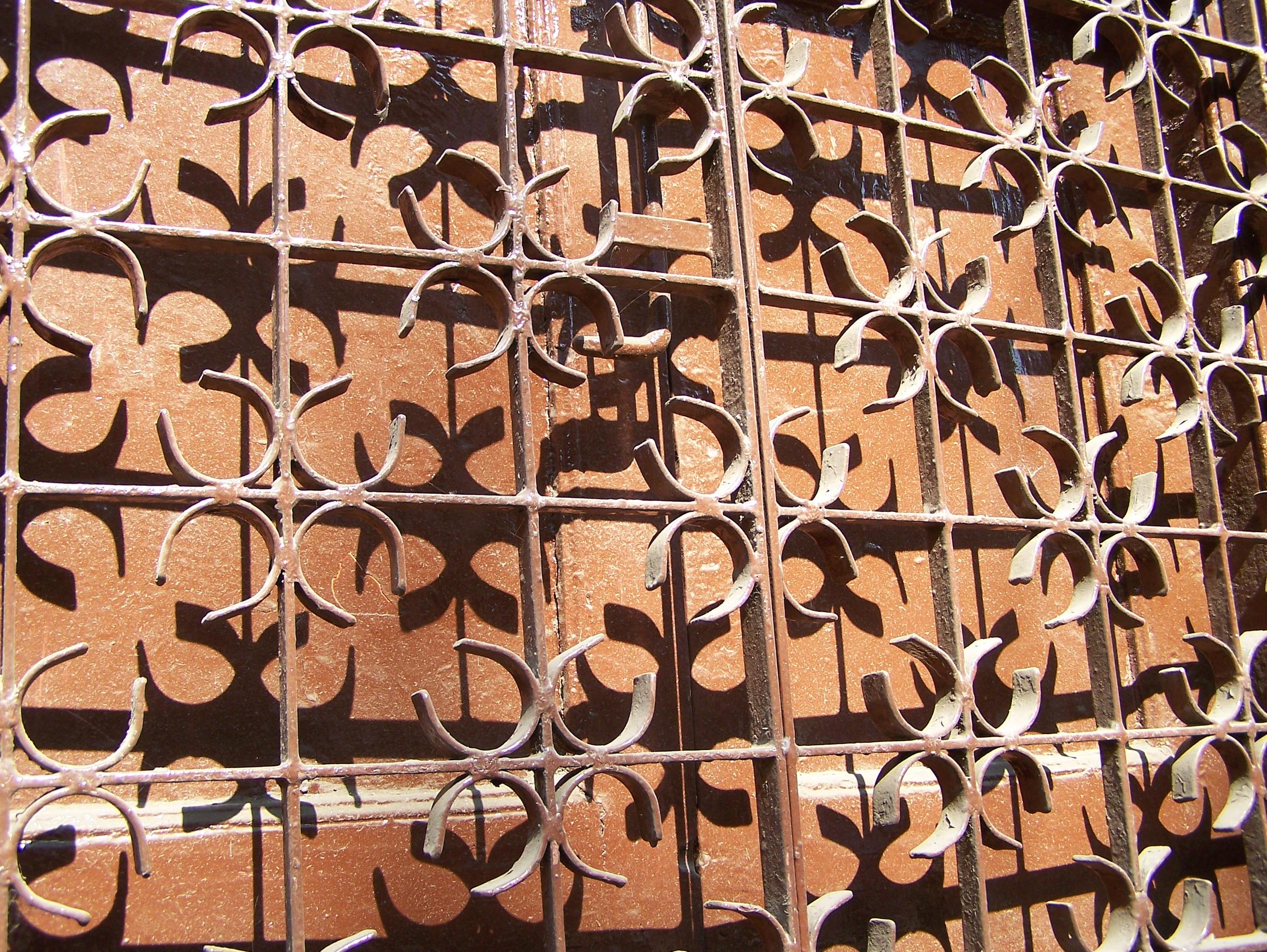 Decorative gate in Pune, India