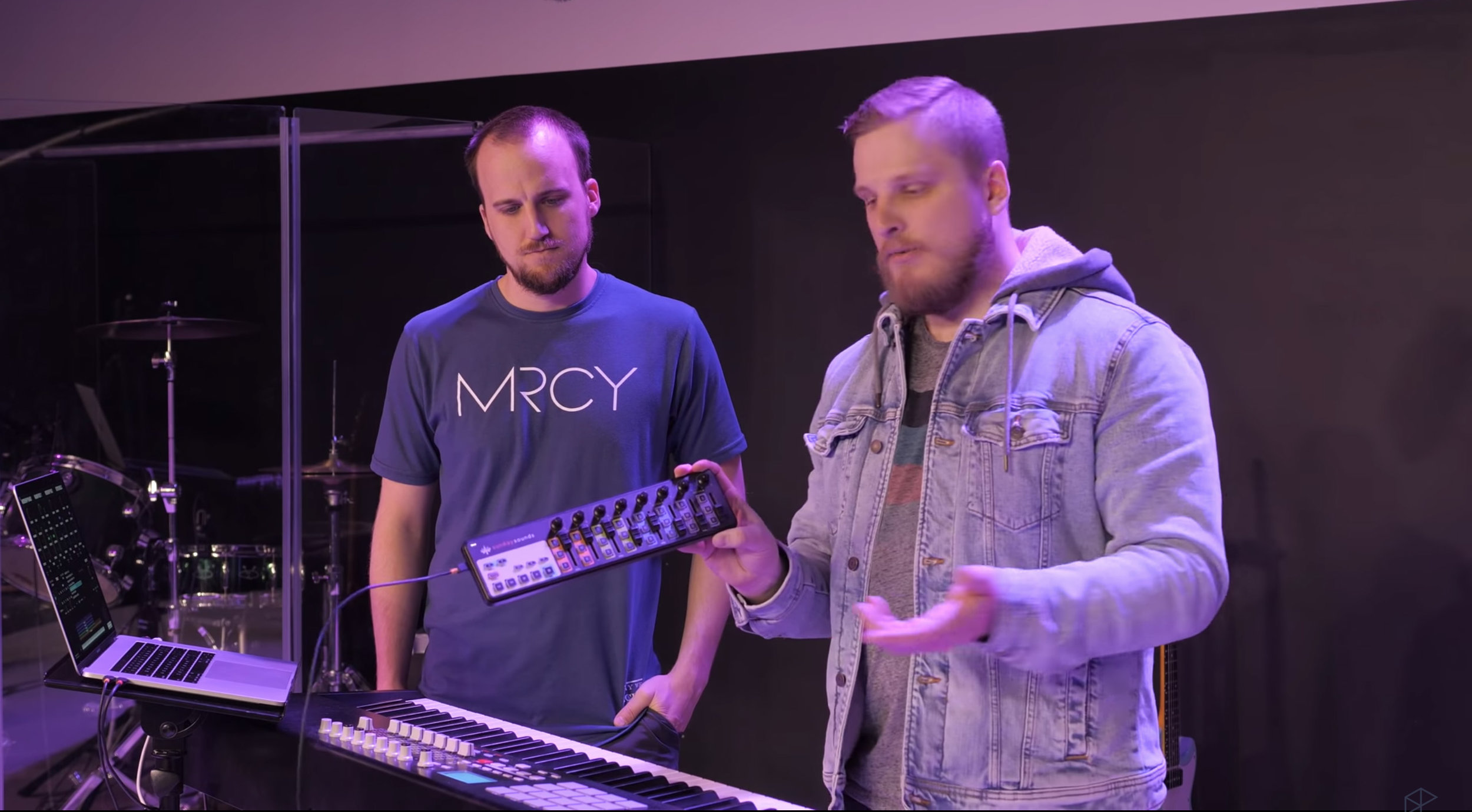 How to Build a Worship Keyboard Rig in 2019 — Churchfront with Jake