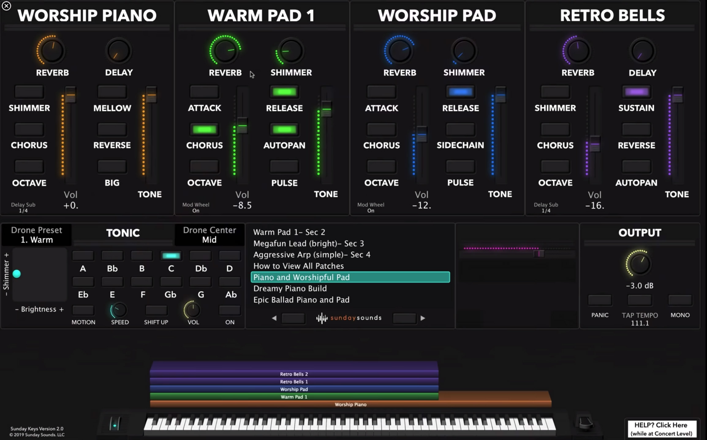 How to Build a Worship Keyboard Rig in 2019 — Churchfront