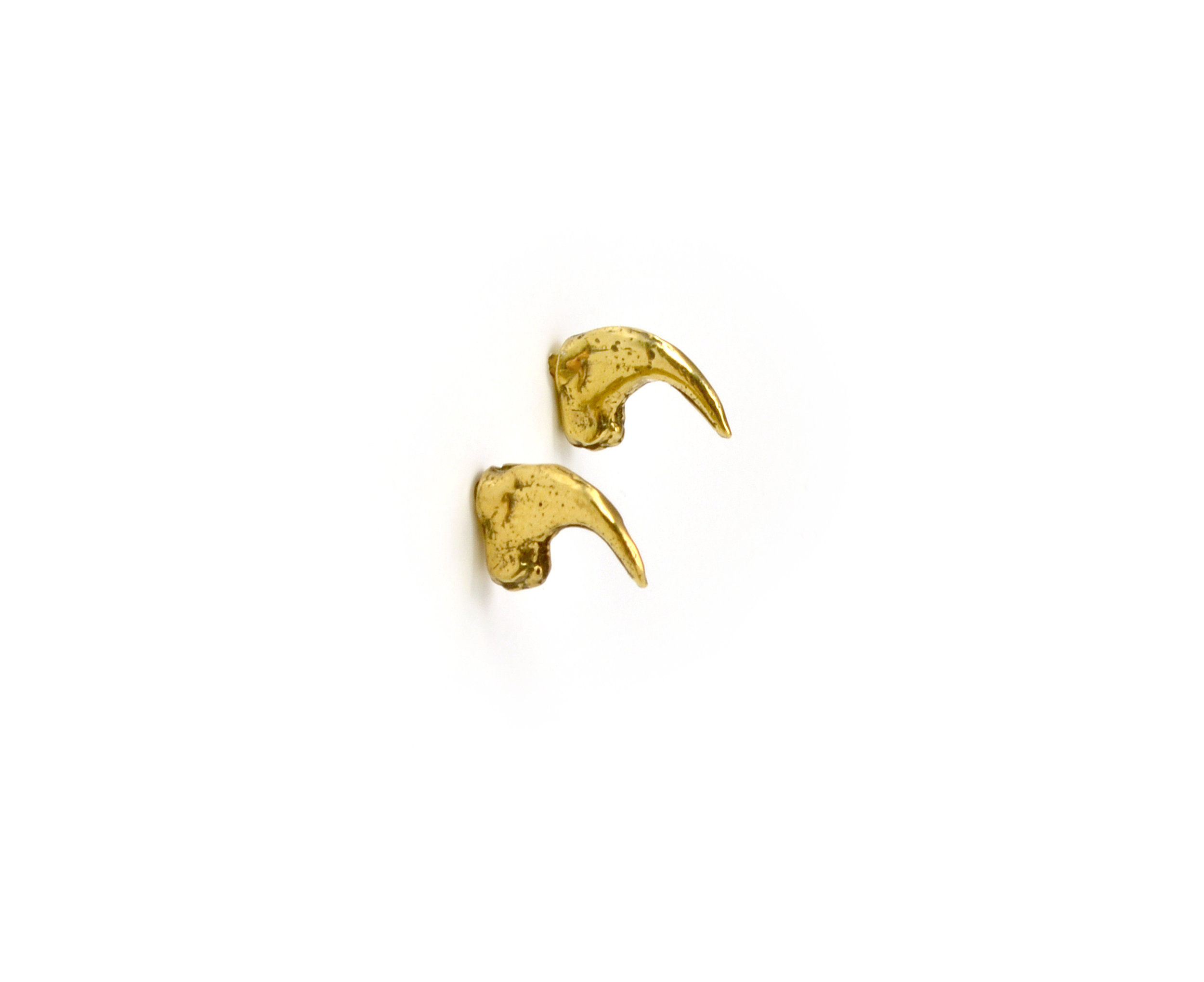 I love wearing these as extra studs to my larger more statement making earrings.