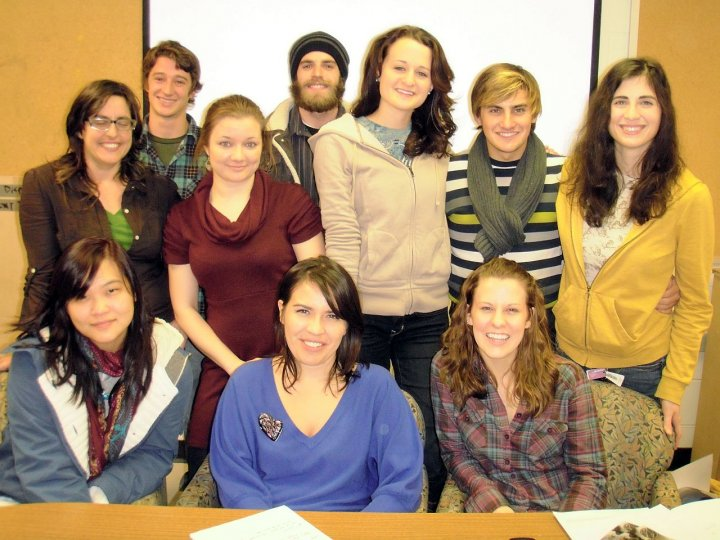 The ECU metals Guild from 2010, some serious talent in this photo!