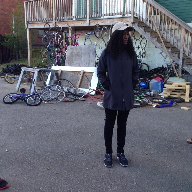 Earn-A-Bike at Stone Soup