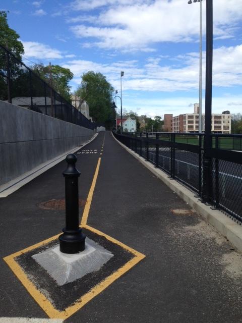 Bike Paths Provide Connectivity