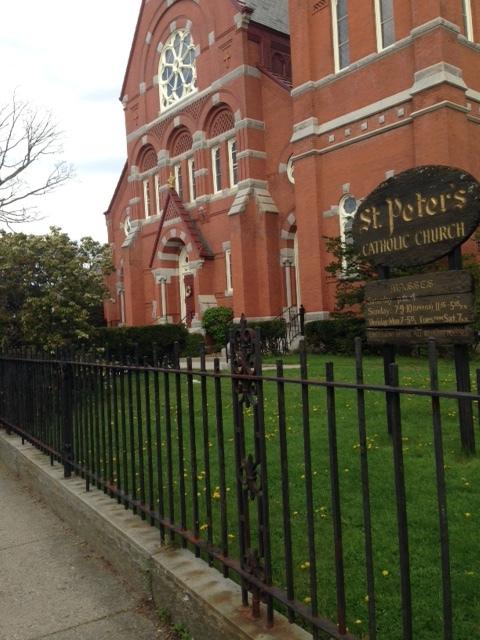 Healthy Neighborhoods Have Churches