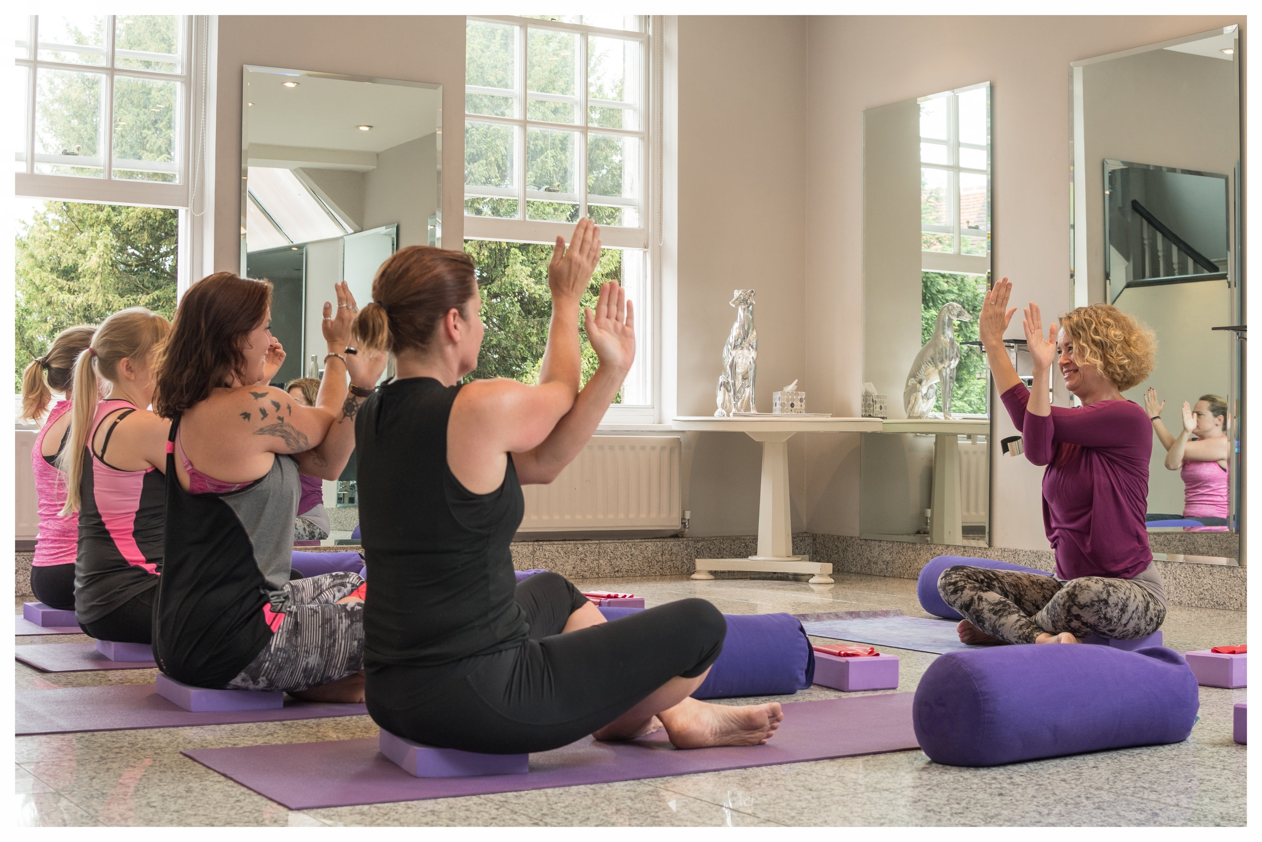 Yoga Classes in Guildford including Beginners, Ashtanga and Men-only
