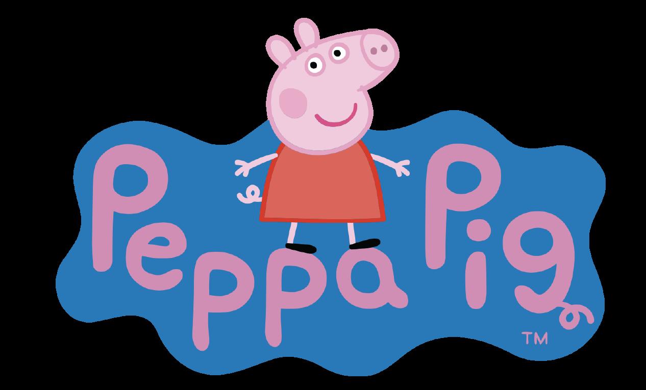 Peppa Pig & George Pig