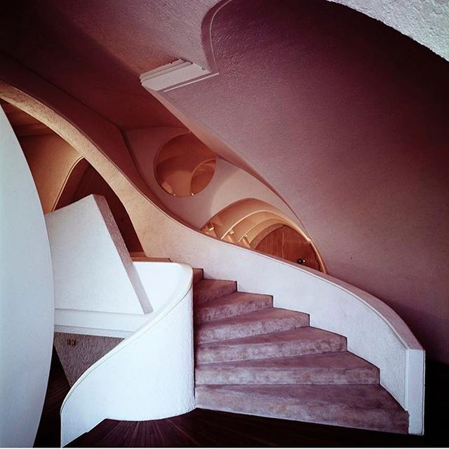 Hernandez house, 1973.  #ChampalimaudInspiration