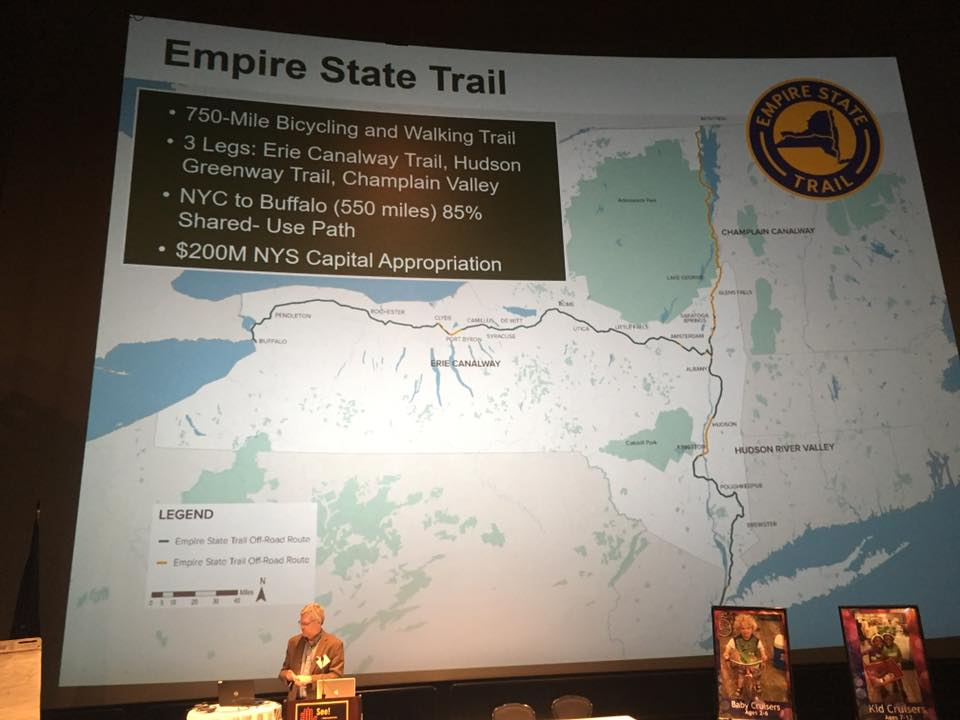 An Empire State of Trails