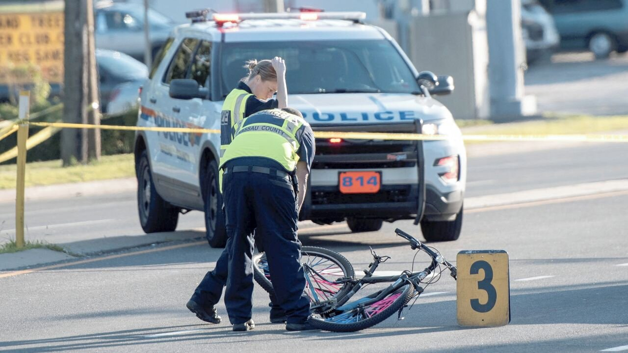 child cyclist fatality 2019 - car not impounded, driver not charged