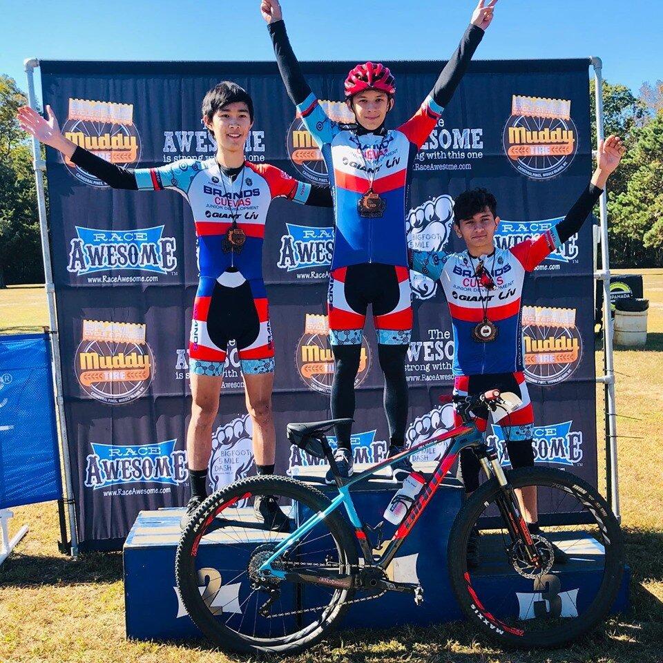 Brands Cuevas Junior Cycling Development